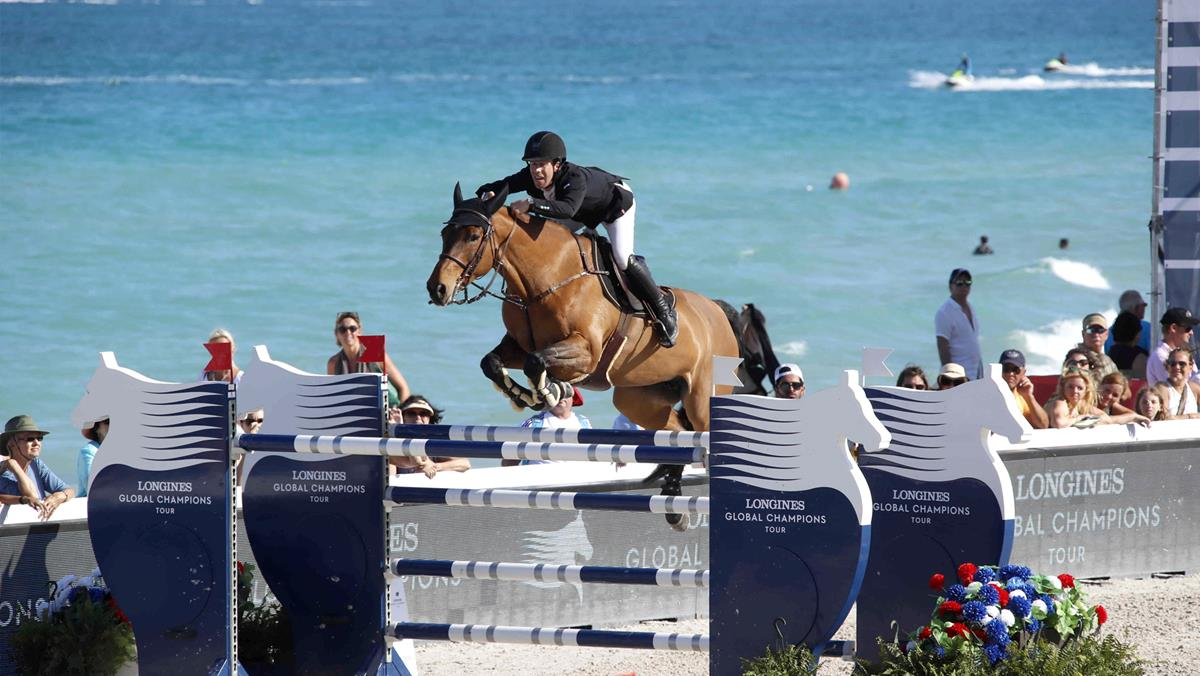With The World S Top Horses And Riders In Action On Second Day Of Longines Global Champions Tour Miami Beach There Would Always Be Sport